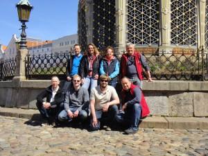 Die Maicrews 2013 in Wismar
